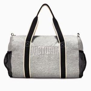 NWT Victoria's Secret Sporty Work out Duffel Bag
